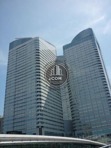晴海アイランドトリトンスクエアオフィスタワーX 外観写真