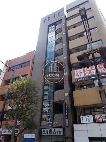 芳賀書店ビル 外観写真