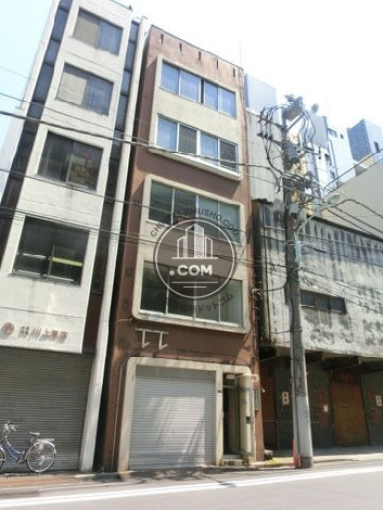 日本橋津多屋ビル 外観写真