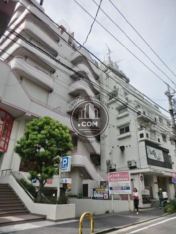 藤和下北沢ハイタウンA棟 外観写真