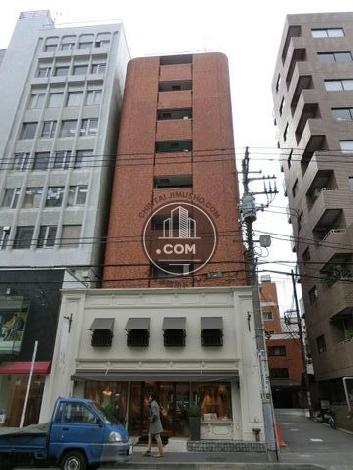 小田急南青山マンション 外観写真