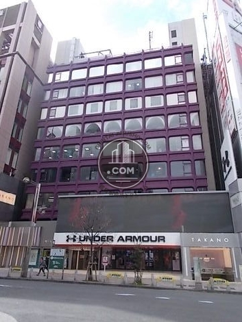 新宿高野本店ビル 外観写真
