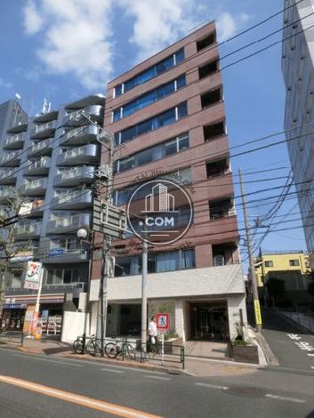 ユニゾ高田馬場ビル(高田馬場noteビル)の外観写真