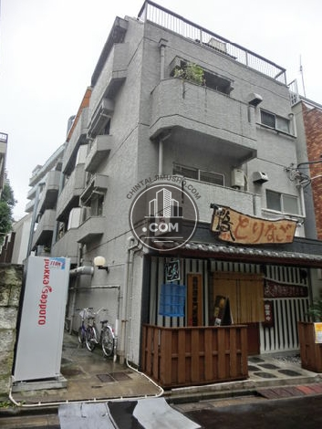 恵比寿大倉ビル 外観写真
