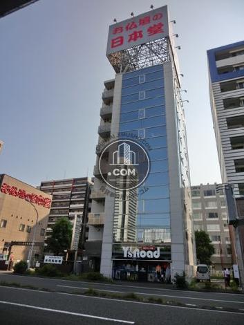 桜木町日本堂ビルの外観写真