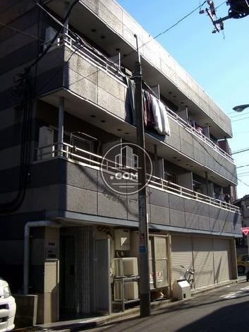 フラッツ上野桜木 外観写真
