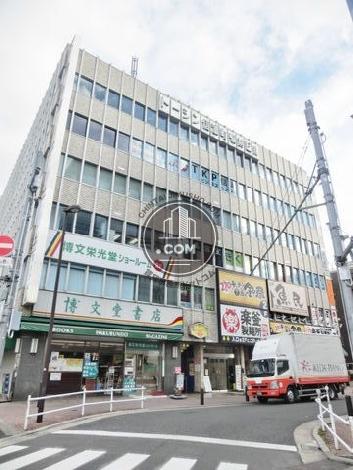 トーシン信濃町駅前ビル/オフィスコオフィス信濃町 外観写真