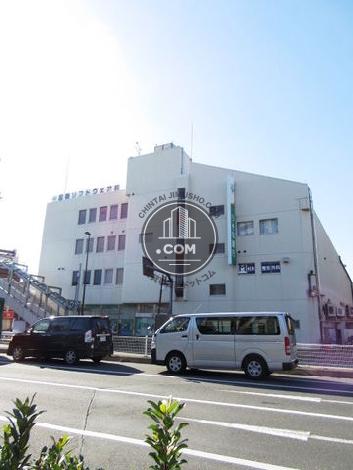内田ビルの外観写真