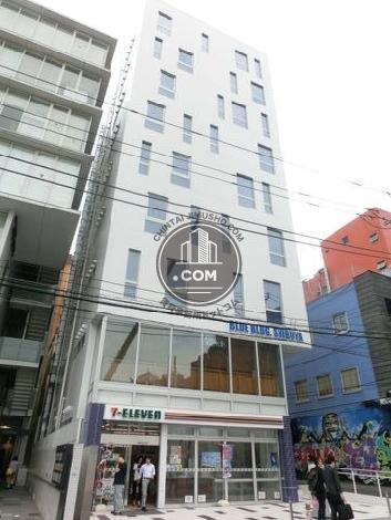 いちご渋谷宇田川町ビルの外観写真