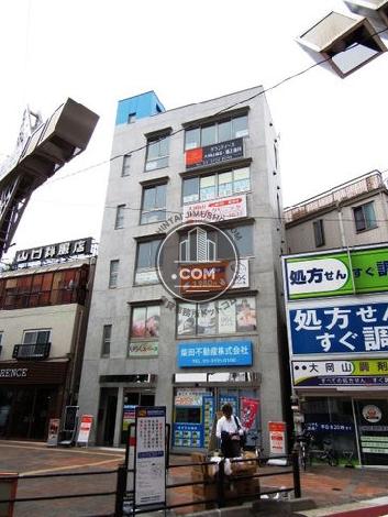 柴田ビルの外観写真