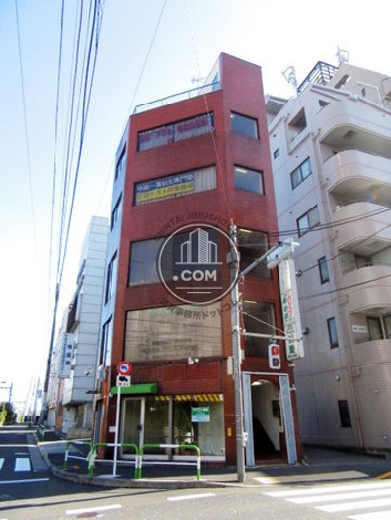 駒込駅前ビルの外観写真