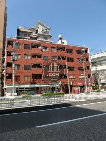 ストークビル横浜の外観写真