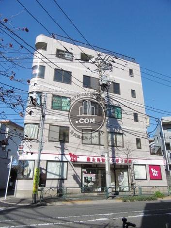 富士見台ビルの外観写真