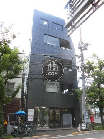 フォートレス渋谷ビルの外観写真