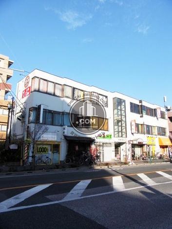 百草駅前ビル 外観写真