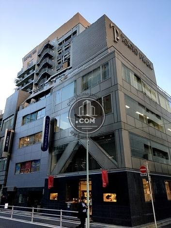 東京真珠ビルの外観写真