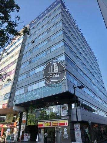 新横浜SRビルの外観写真