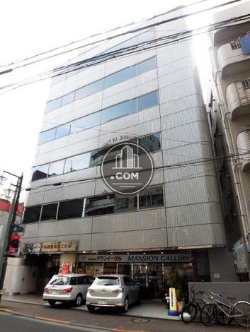 グランイーグル西蒲田第二ビルの外観写真