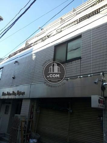 日興パレスビル渋谷の外観写真