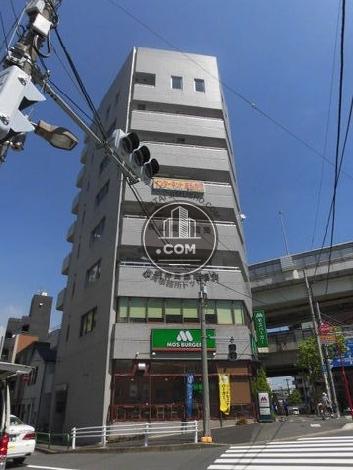 東京建設自労会館  外観写真