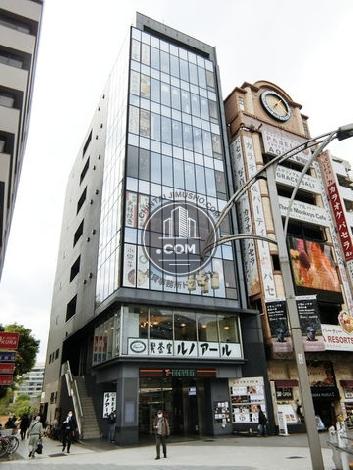 (仮称)旧上野オークラビル 外観写真