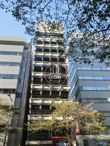 市ヶ谷MSビルの外観写真