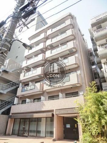 ASPガーデン新宿ビル 外観写真