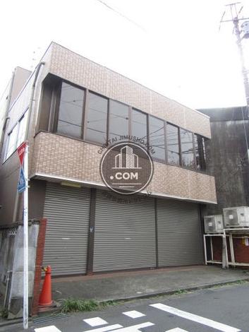 中建ビルの外観写真