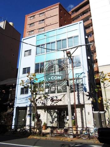 東京縫製会館 外観写真