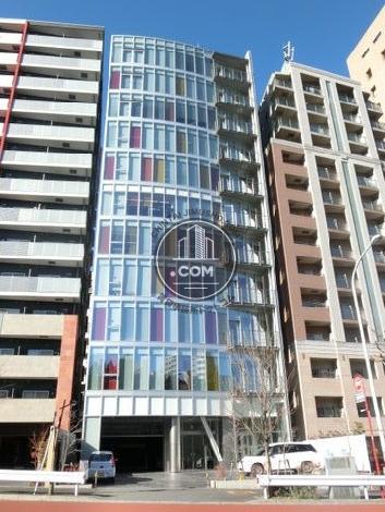 AD市ヶ谷ビルの外観写真