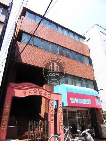 東京鋳物会館ビル 外観写真