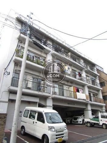 信川ハイツの外観写真