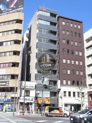 日宝九段下ビルの外観写真