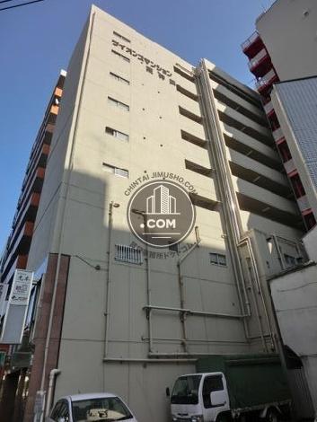 ライオンズマンション東神田 外観写真