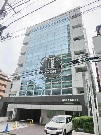 三成東京本社ビル 外観写真