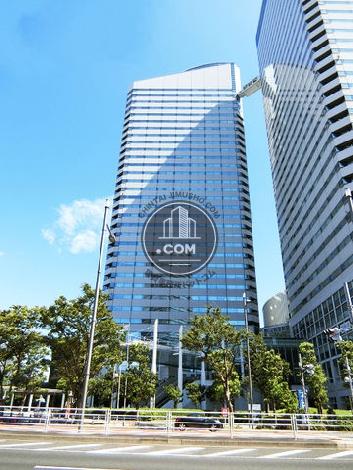 晴海アイランドトリトンスクエアオフィスタワーZの外観写真
