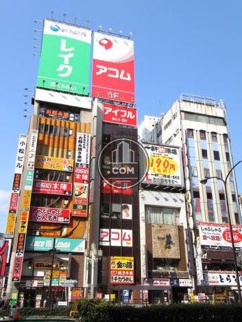 新宿戸谷ビルの外観写真