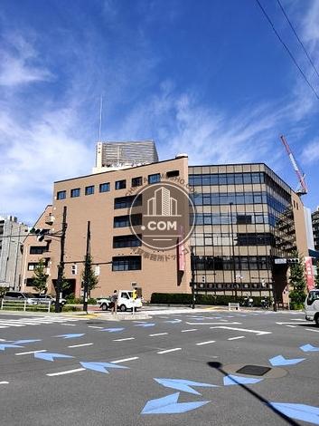 東京富山会館 外観写真