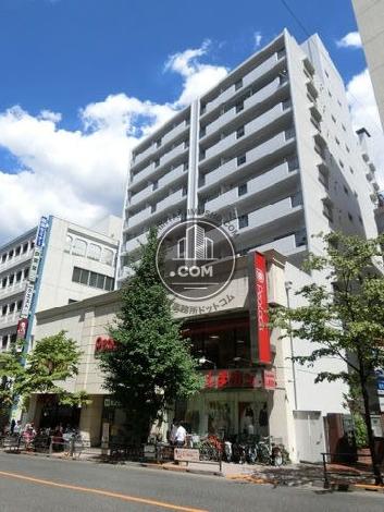 高田馬場ヒルサイドパレス 外観写真