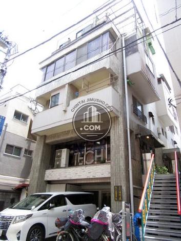 江川ビルの外観写真