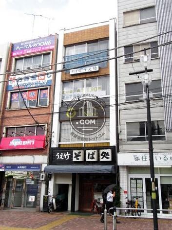 植竹ビルの外観写真
