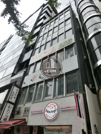 住報渋谷ビルの外観写真