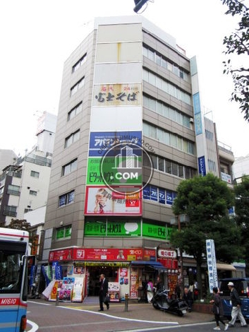 桂昇大森駅前ビル 外観写真