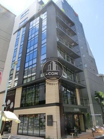 ILA渋谷美竹ビルの外観写真