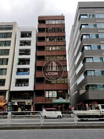 アクセス西新宿の外観写真