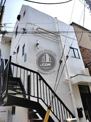 堀越アパート 外観写真