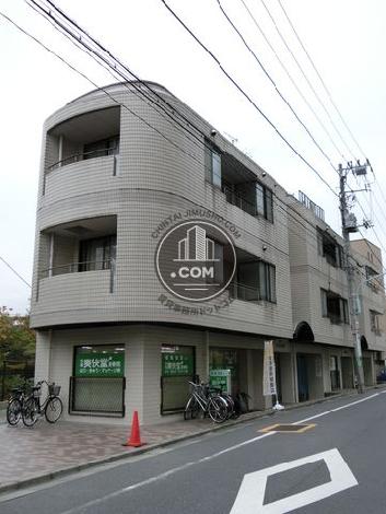 パラス笹塚 外観写真