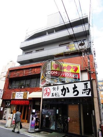 竹の塚大島ビル 外観写真