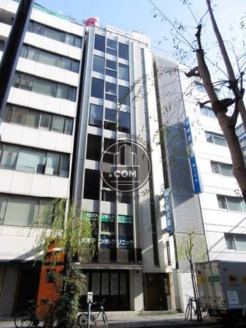 荏原実業第三ビルの外観写真