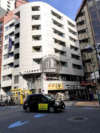プラザ西新宿の外観写真
